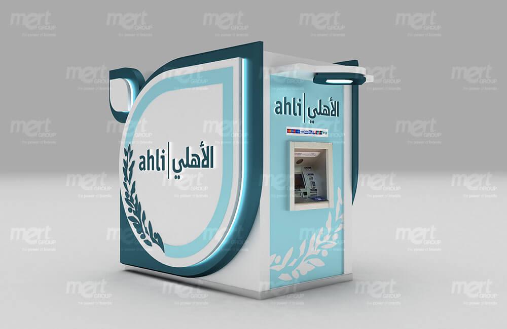 </p> <h6>ATM Kabin Tasarımları</h6> <p>