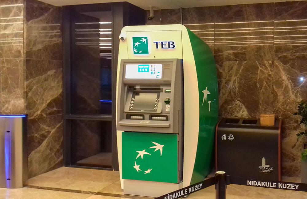 </p> <h6>İç Mekan ATM Kabinleri</h6> <p>